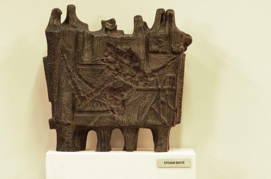 Stojan Batič - kip 1 (steklena dvorana)
